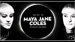 Maya Jane Coles BBC Radio 1 Essential Mix 30-07-2015 - Live from Space