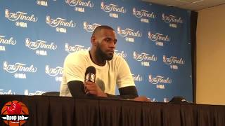 LeBron James Reacts To N****R Being Painted On His House. Talks Being Black In America