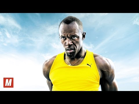 Usain Bolt Run Training | Best Speed Workout Techniques | Motivation Highlights
