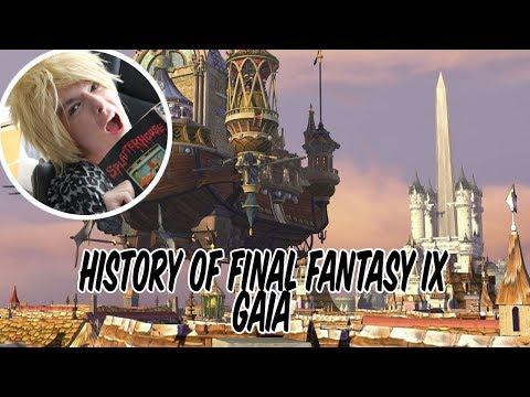 Get History of Final Fantasy IX: Gaia Pics