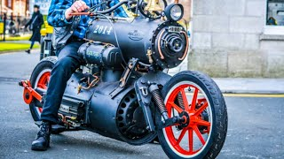 7 UNIQUE JET ENGINE BIKES INVENTION ▶ You Can Ride Like Speed of Light