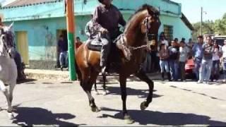 Desfile Hipico en la feria de Enero de 2011 en Taxisco, Santa Rosa, Guatemala