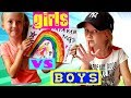 Sketch: Boys vs GIRLS | Jackies leuke dingen