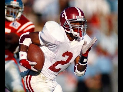 Alabama Kick and Punt Returns