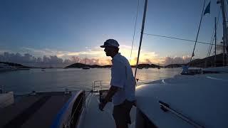 Catamaran Delana Mae Walkthrough Tour