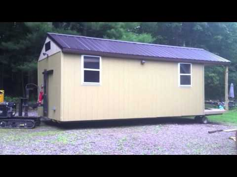 The Mustard Seed Tiny House - Part 1 (the planning stages)