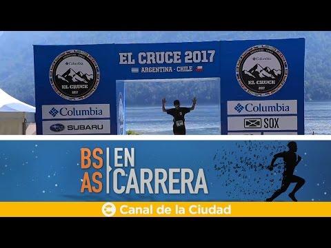 El Cruce Columbia en Buenos Aires en carrera