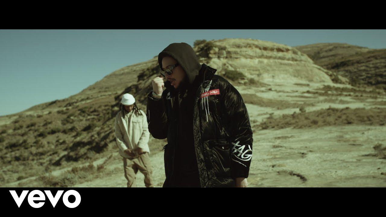 AKA - Energy (Official Music Video) ft. Gemini Major