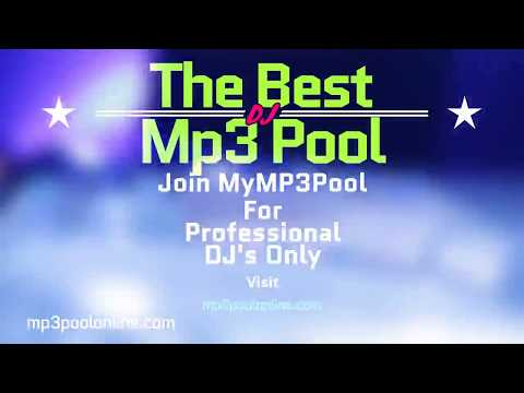MyMP3Pool Official Site | Worlds Best DJ MP3 Pool | $19.95 a Month