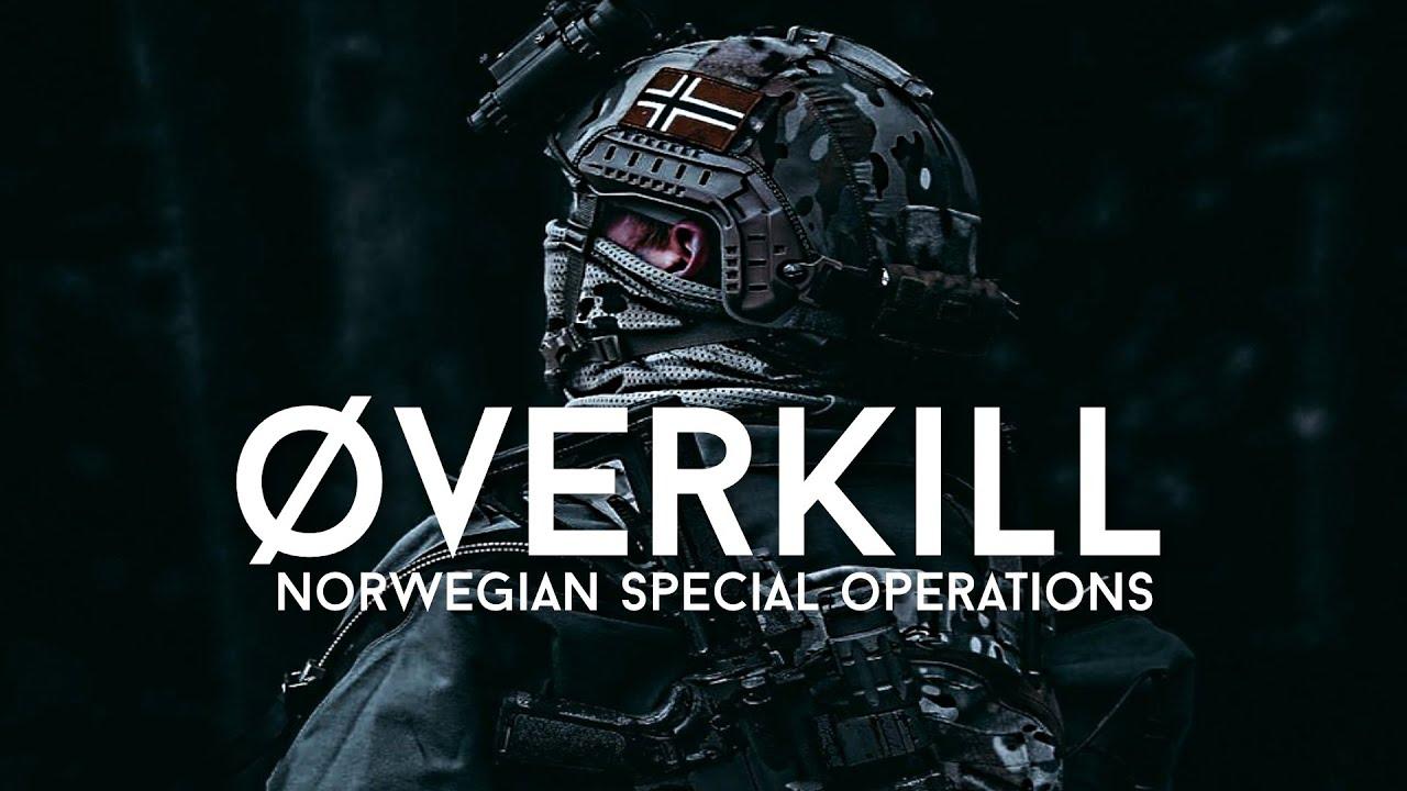 """Norwegian Special Operations - """"Overkill"""" (2021 ᴴᴰ)"""