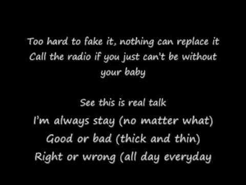 Be Without You Lyrics Mary J Blige