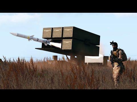 NASAMS System - Spanish FFAA Mod ArmA 3