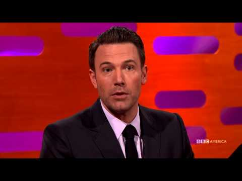 Christian Bale's Batman Advice for Ben Affleck  The Graham Norton