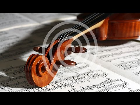 3 HOUR Classical Music Playlist for Concentration, Relaxing Violin Music, Study Music ☯R51