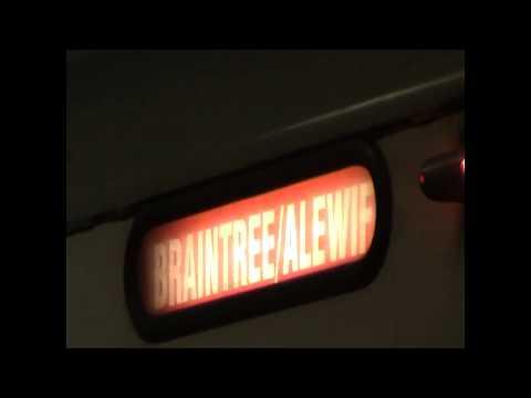 MBTA: Red, Orange, & Green