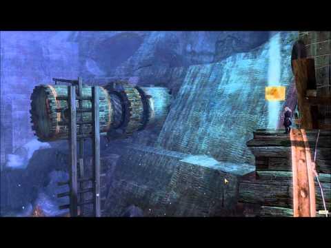 Black Earth Coalmine Vista - Dredgehaunt Cliffs