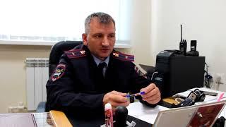 """А.А.Щекодько: """"Будут дежурить инспекторы ДПС"""""""