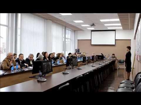 Защита кандидатской диссертации Гришиной М П  Защита кандидатской диссертации Гришиной М П 28 10 2015