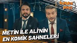 Metin ile Ali'nin En Komik Sahneleri - Kardeş Payı izle