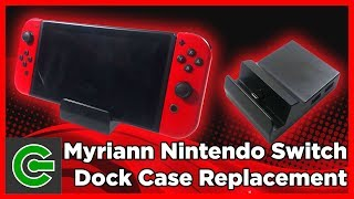Myriann Nintendo Switch Dock Case Replacement Review