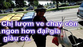Đời sống ở Mỹ: khu nhà xã hội của bà chị Việt Kiều lượm ve chay