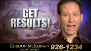 Baton Rouge Car Wreck 18-Wheeler Accident Attorney - Gordon McKernan - I'll Make Them Pay 2
