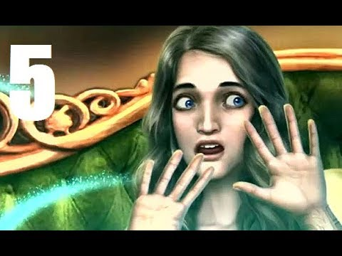 Haunted Legends 15: The Scars Of Lamia - Part 5 Let's Play Walkthrough