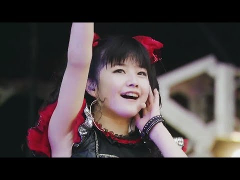 BABYMETAL YUIちゃんの「Road of Resistance」Live compilation