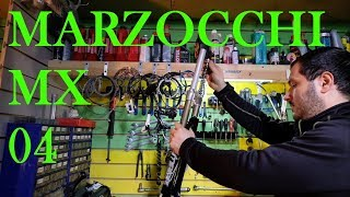 Marzocchi MX comp 04` - обзор вилки с разборкой