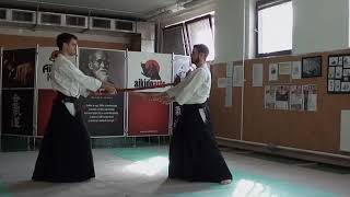 ken no awase 1 [TUTORIAL] Aikido advanced weapon technique