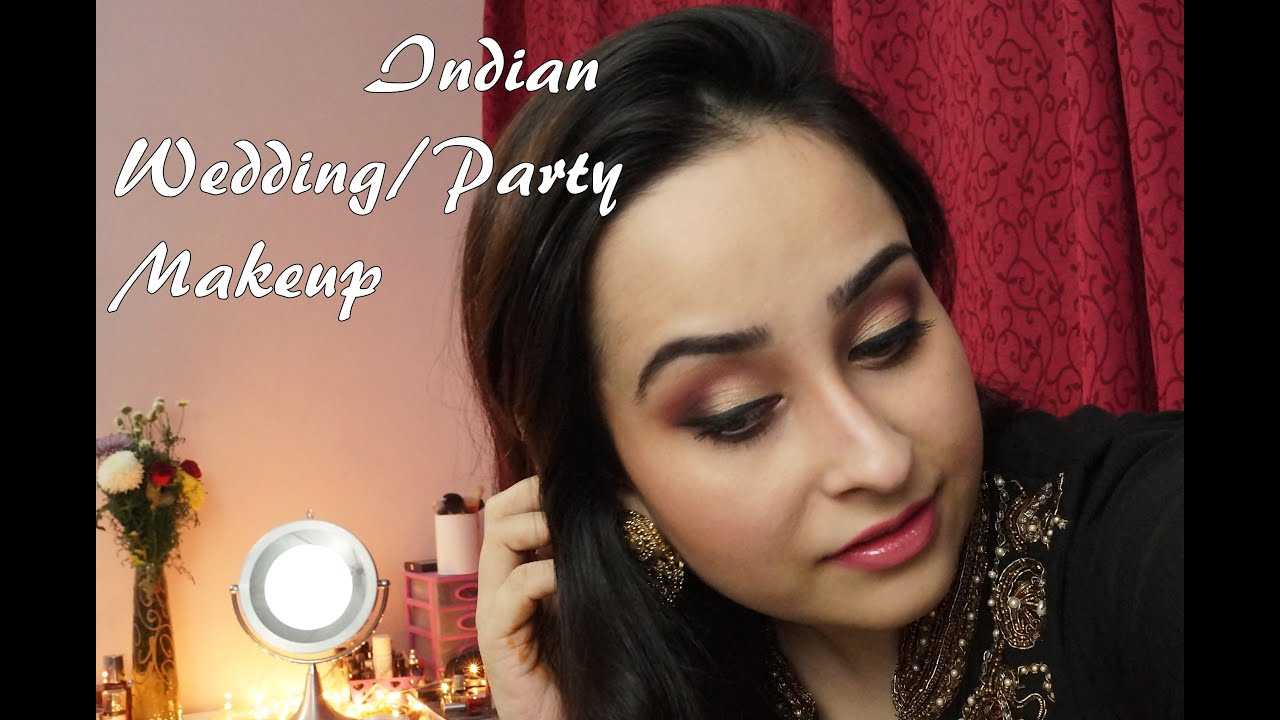 Get Ready With Me Makeup For Indian Wedding Party Winner Announcement You