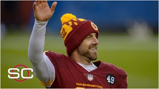 Alex Smith announces his retirement from the NFL | SportsCenter