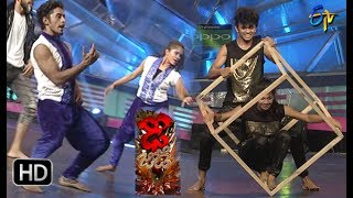 Sanketh and Priyanka,Himanshu and Archi | Shootout Round | Performance | Dhee Jodi | 21st June 2017