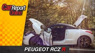 Peugeot RCZ R 270 THP Test - Car Report Online - english sub
