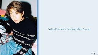 f When I m Alone Color Coded Lyrics