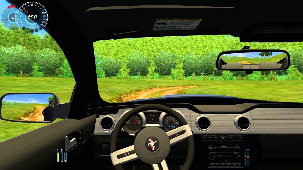 City Car Driving Ford Mustang GT & City Car Driving Ford Mustang GT - YouTube markmcfarlin.com