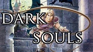 Dark Souls: Simon Belmont Cosplay (Castlevania)