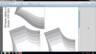 Imprimir moldes em tamanho real PDF multiplas folhas A4