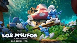 LOS PITUFOS: LA ALDEA ESCONDIDA. Tráiler Oficial en español HD. Ya en cines.