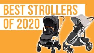 Best Strollers of 2020 | UPPAbaby Vista Cruz | Nuna Mixx | BOB | Bugaboo Fox2 Donkey3 | Thule Spring