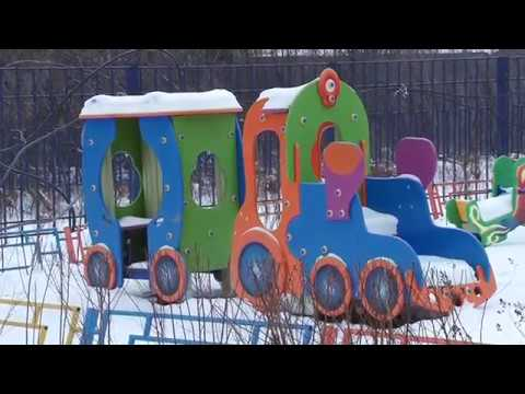Киров, микрорайон Озерки: три тысячи квадратных метров комфорта для малышей