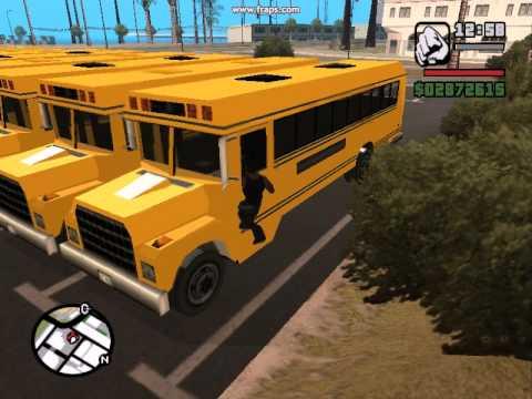 Скачать Мод На Автобус На Гта Сан Андреас На - фото 5