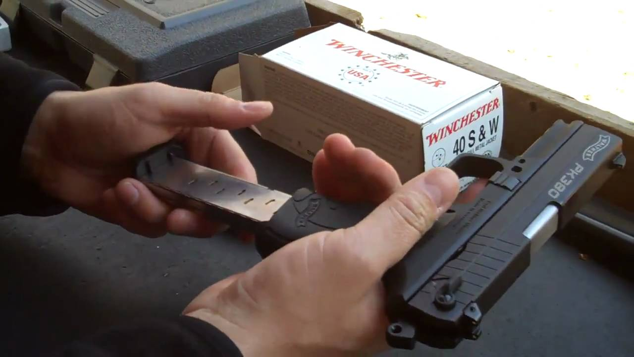 Shooting The Walther Pk380 Micro Review Youtube