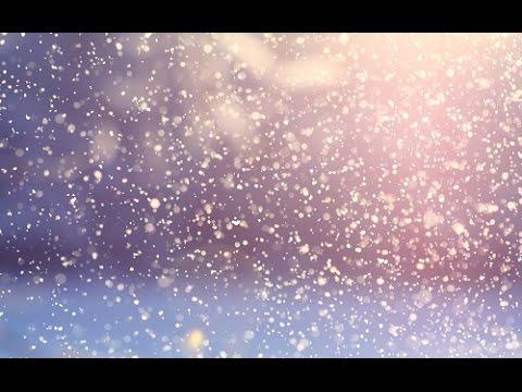 Народные приметы про снег