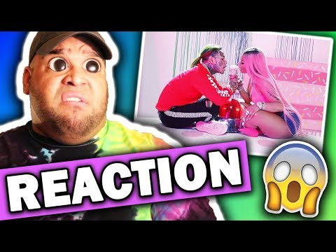 6ix9ine Nicki Minaj Murda Beatz - FEFE    REACTION
