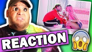 6ix9ine, Nicki Minaj, Murda Beatz - FEFE (Official Music Video) REACTION