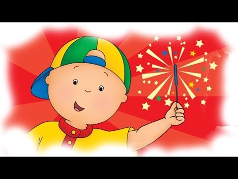 LIVE Funny Animated cartoon for Kids | Cartoon Caillou | Caillou's grounded | Cartoons for Children