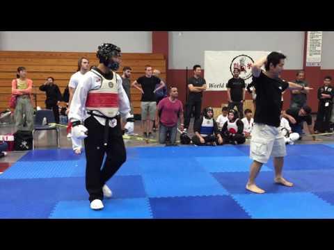 Sean Rhee TKD tournament