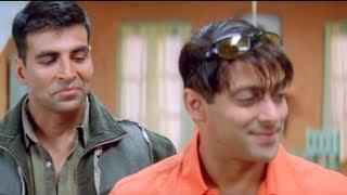 Mujhse Shaadi Karogi - Salman Khan - Akshay Kumar - Sameer Tracks Down Tommy