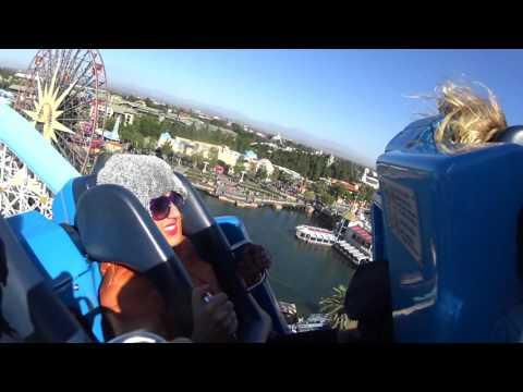 California Screamin @ Disney California Adventure Park